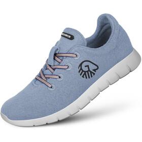 Giesswein Merino Wool Runners Dames, blauw